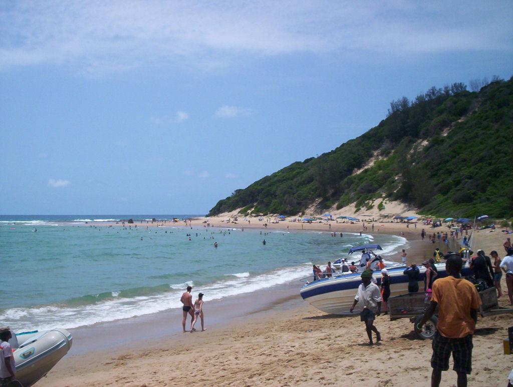 Mar e Sol, beachfront accommodation in Ponta do Ouro, Mozambique